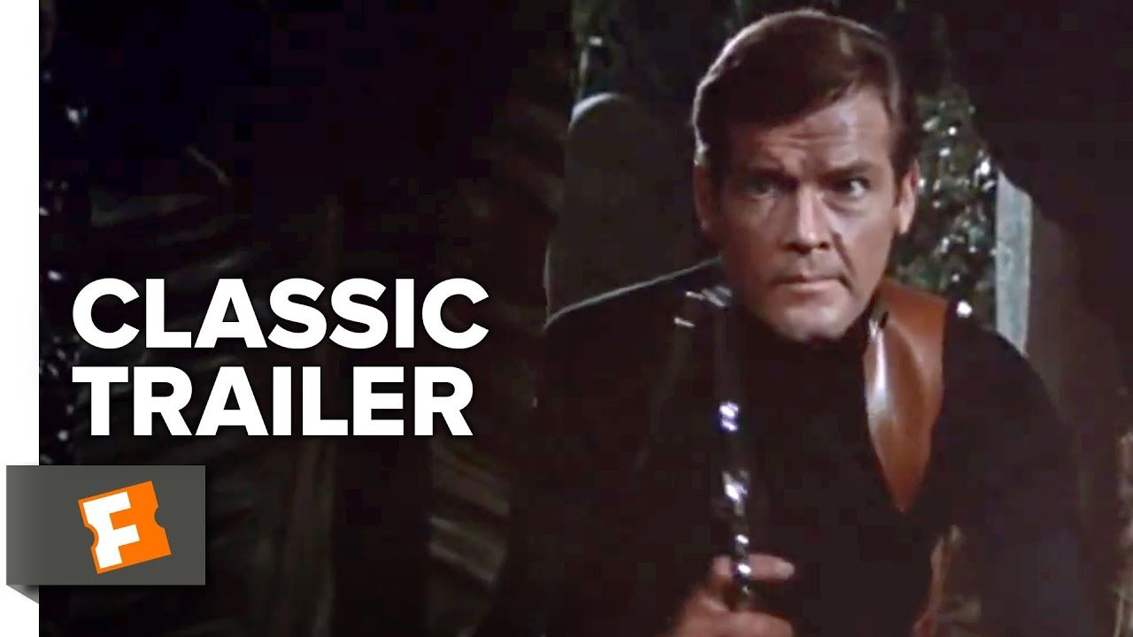 Live And Let Die 1973 Official Trailer Roger Moore James Bond