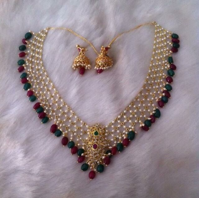 Pin by Deepa on jewellery Pinterest Gold jewellery Gold and Jewel