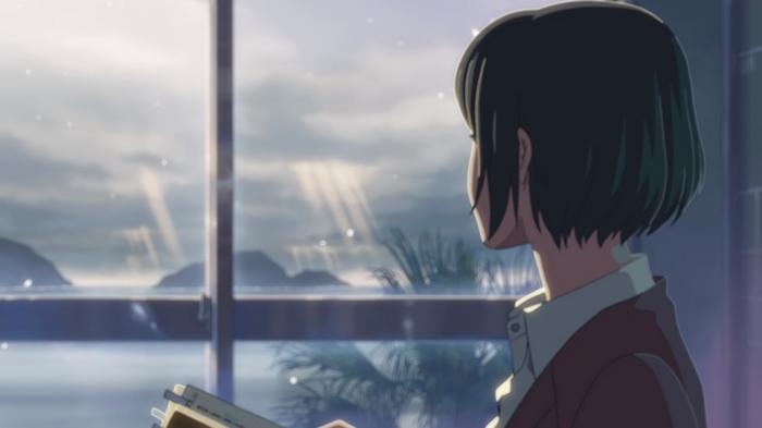 The Garden Of Words Anime Makoto Shinkai Wallpaper Garden Of Words Aesthetic Desktop Wallpaper Aesthetic Wallpapers