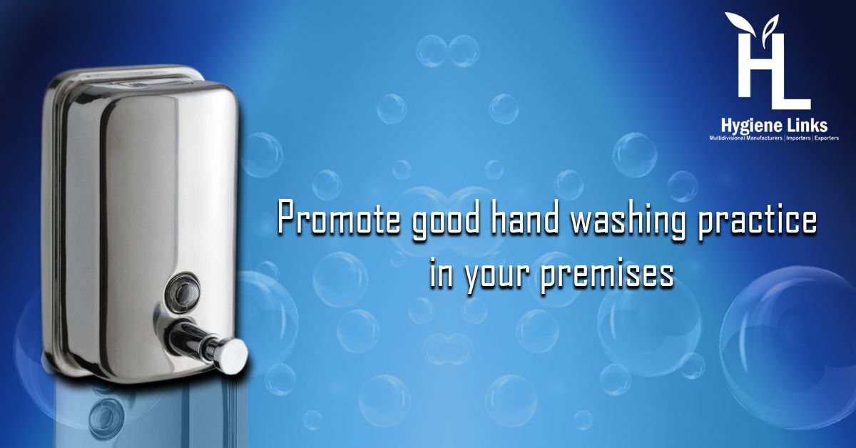 Hygiene Links Is The Best Soap Dispenser Suppliers In Oman We