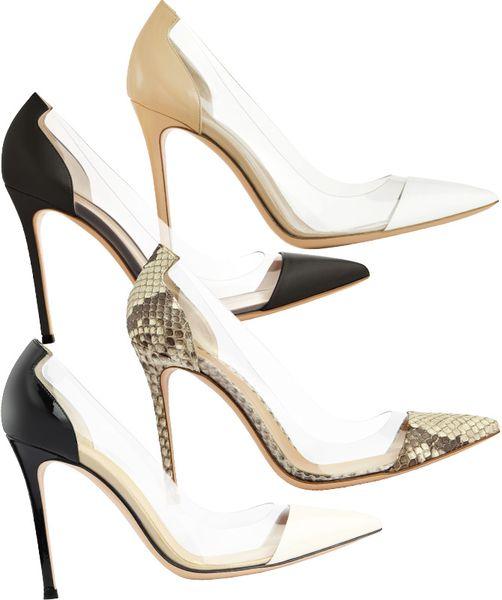 717e9811affb Весна-2015  коллекция обуви Gianvito Rossi