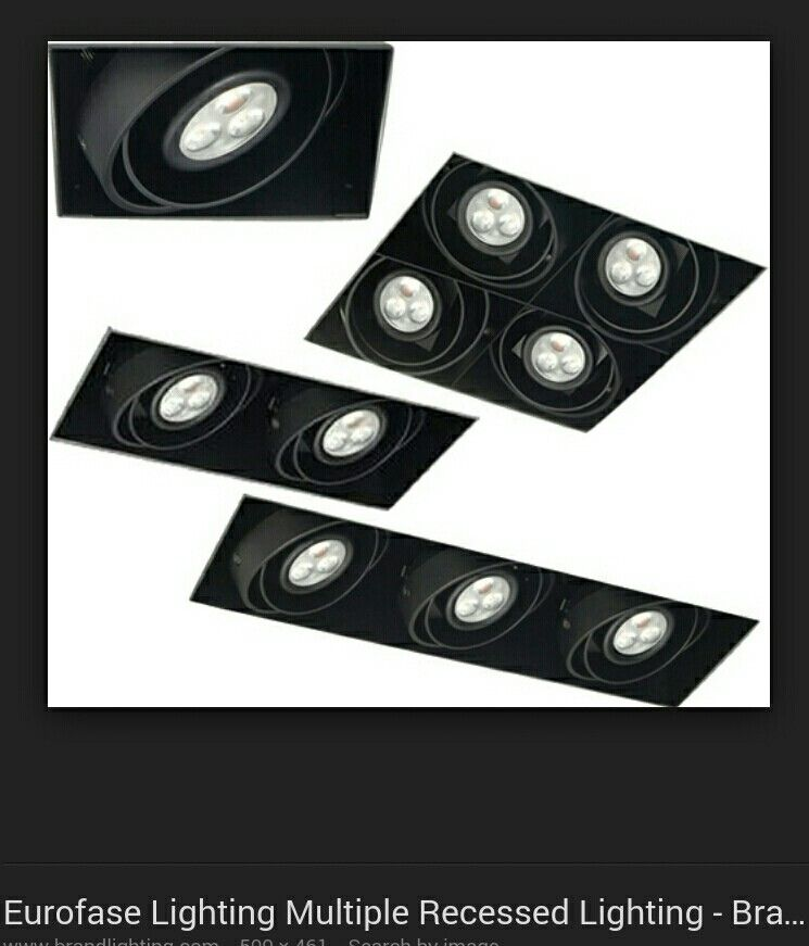 Black recessed lights   Ceiling   Pinterest   Lights and Ceiling