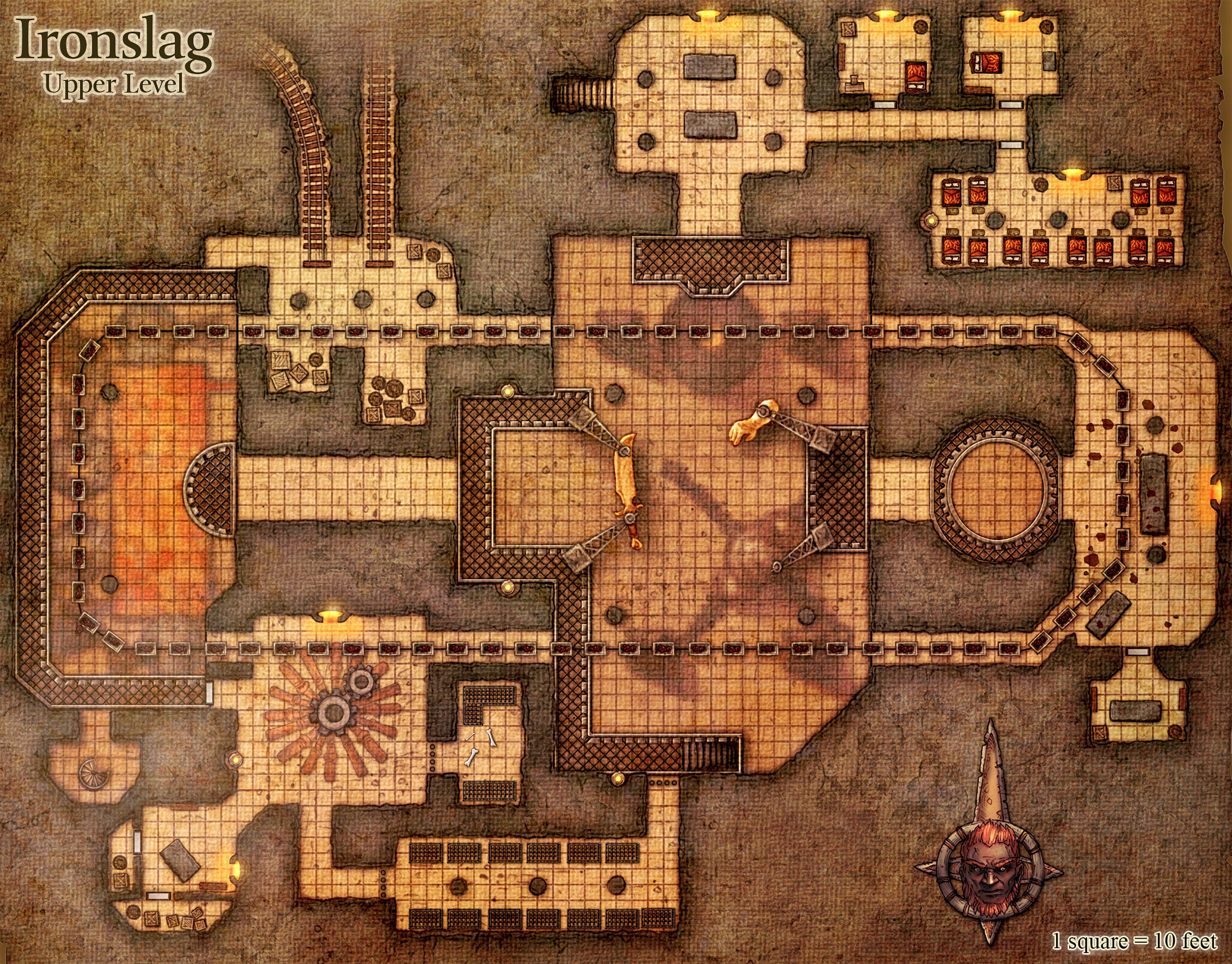 photograph regarding Storm King's Thunder Printable Maps titled Pin by way of Daniel Amaro upon dank Dungeon maps, Myth map