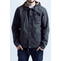 West 49 | Product |  HURLEY STEC AND ARMY GUYS JACKET