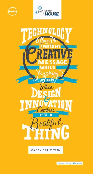 Creativos carteles tipográficos por A Cretain Type