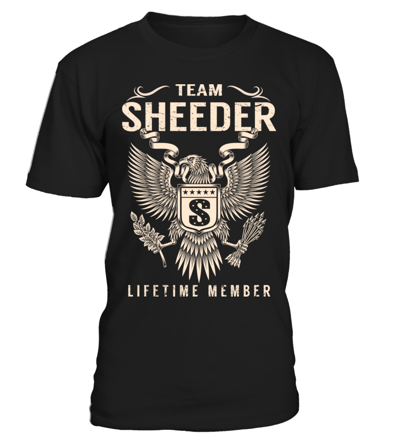 Team SHEEDER - Lifetime Member