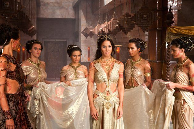 John Carter Five Film Facts Lynn Collins John Carter Of Mars Tv Weddings