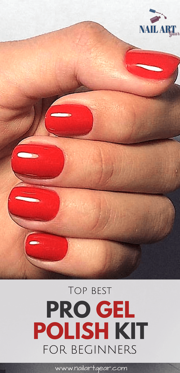 Best Salon Gel Nail Polish Brands and Home Kits Reviews [2019 ...