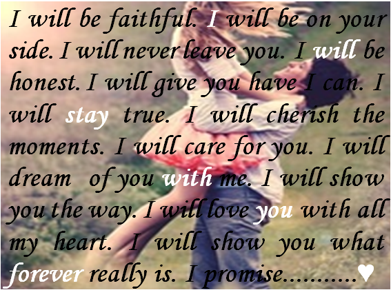 I Will Stay With You Forever Quotes Love Quotes Me Quotes