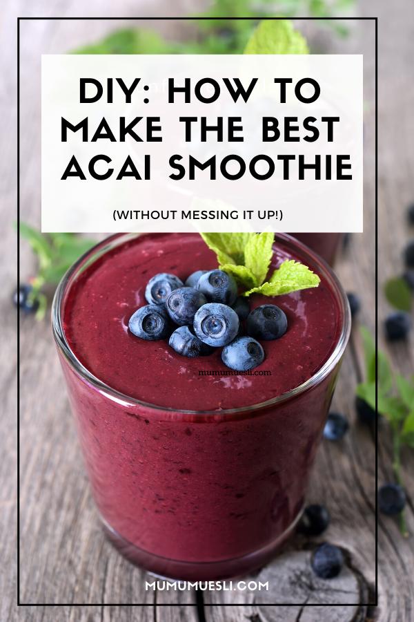 Acai Breakfast Smoothie Recipes Vegan Breakfast Ideas Inspir In 2020 Smoothie Bowl Recipe Healthy Breakfast Vegan Smoothie Bowl Recipes Smoothie Recipes Strawberry