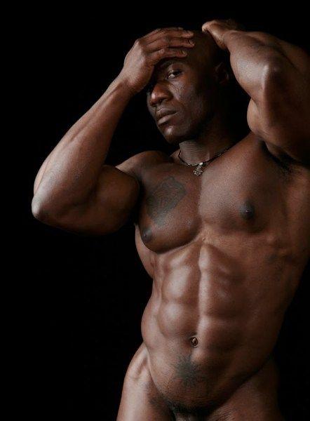 nude male black studs