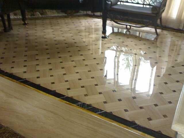 Stunning Marble Floor Design Ideas Contemporary - Interior Design ...