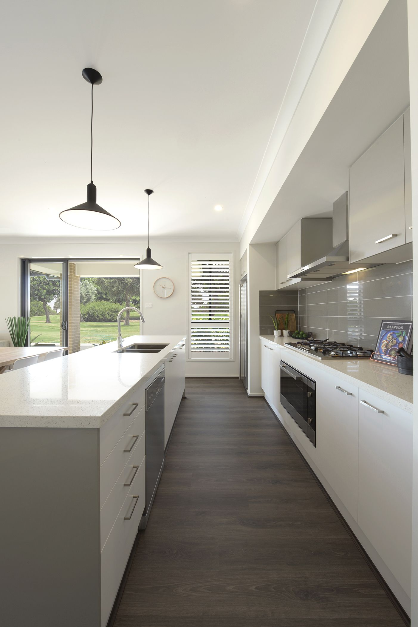 Domaine Homes. Sohar 25. Kitchen. Internal Colour Scheme ...