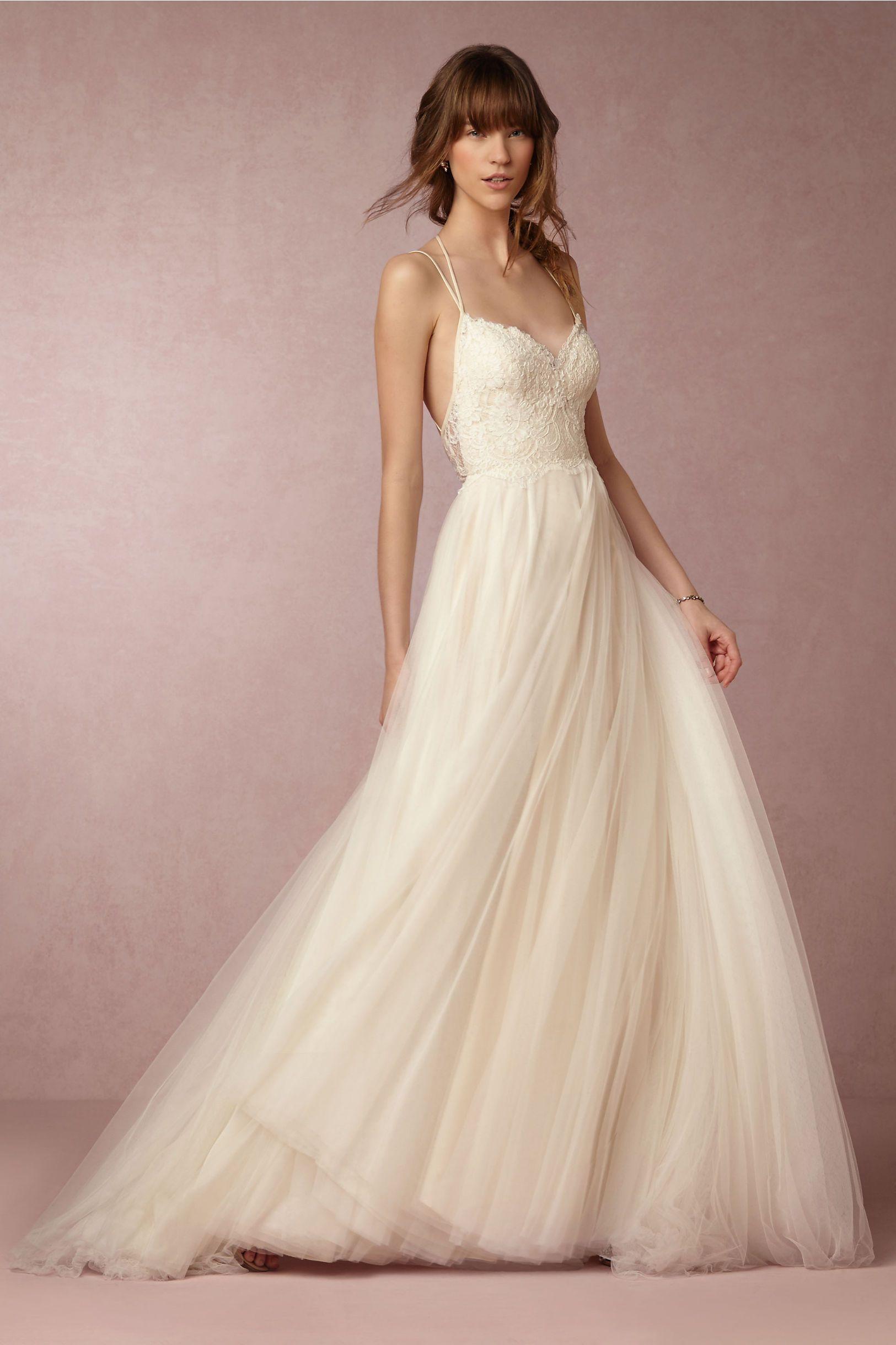 Einfach bezaubernd: Diese Boho-Brautkleider machen Lust aufs ...