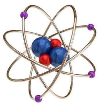 Qué Es Un átomo Atomo Quimica Cinética Química Y Energía