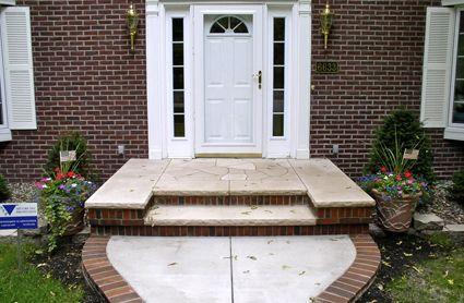 Hage Concrete Works Gallery Custom Concrete Brick And Stone
