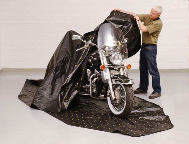 Motorcycle Covers Zerust Motorcycle Cover Motorcycle Storage Covers Bike Cover
