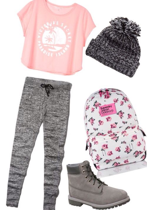 Captivating Spring Outfit For Teens