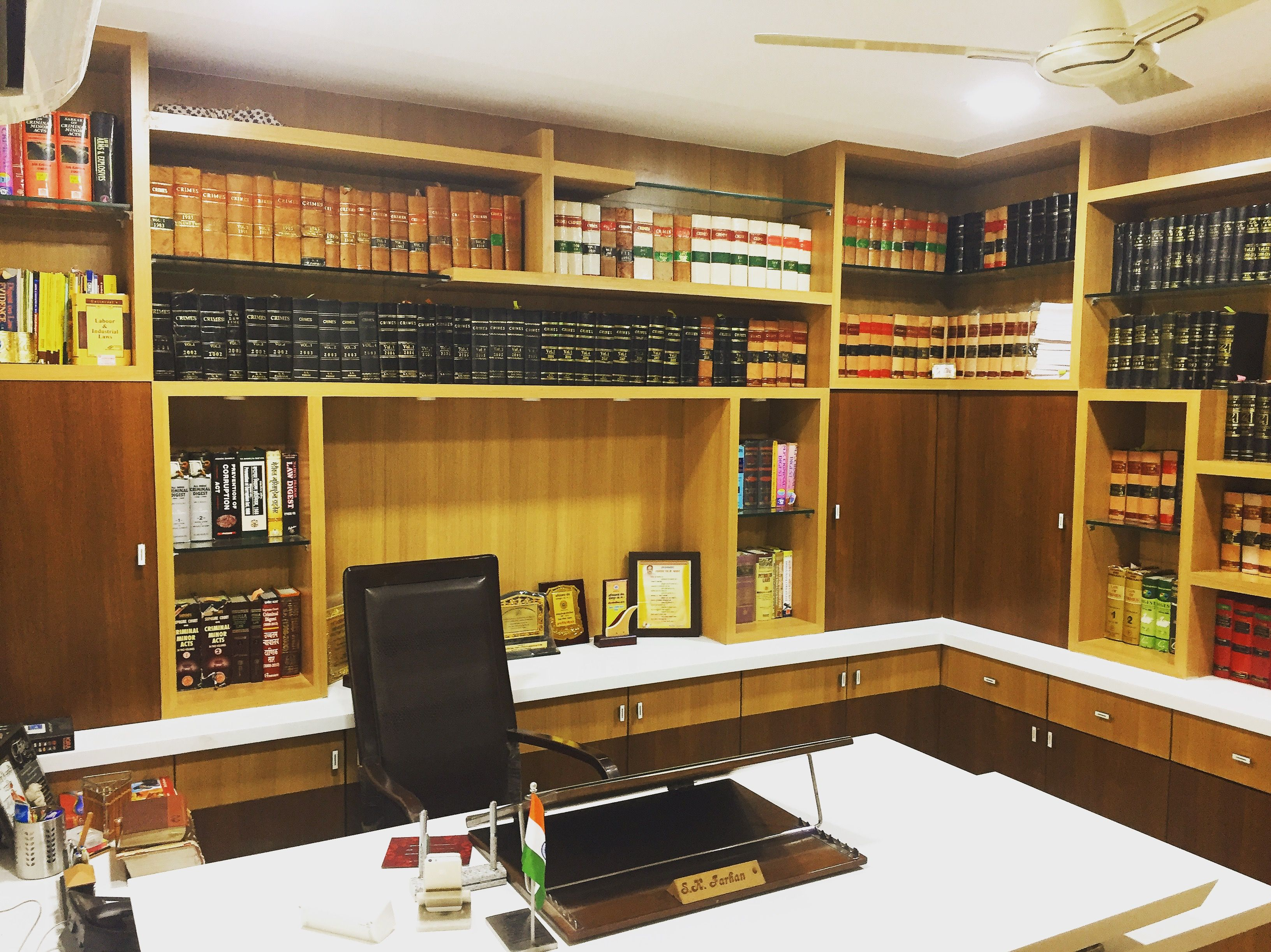 Advocate Office Lawyer Office Interior Office Interior Design