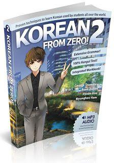 Korean From ZERO Book 1,2,3 PDF+Audio - Korean TOPIK | Study