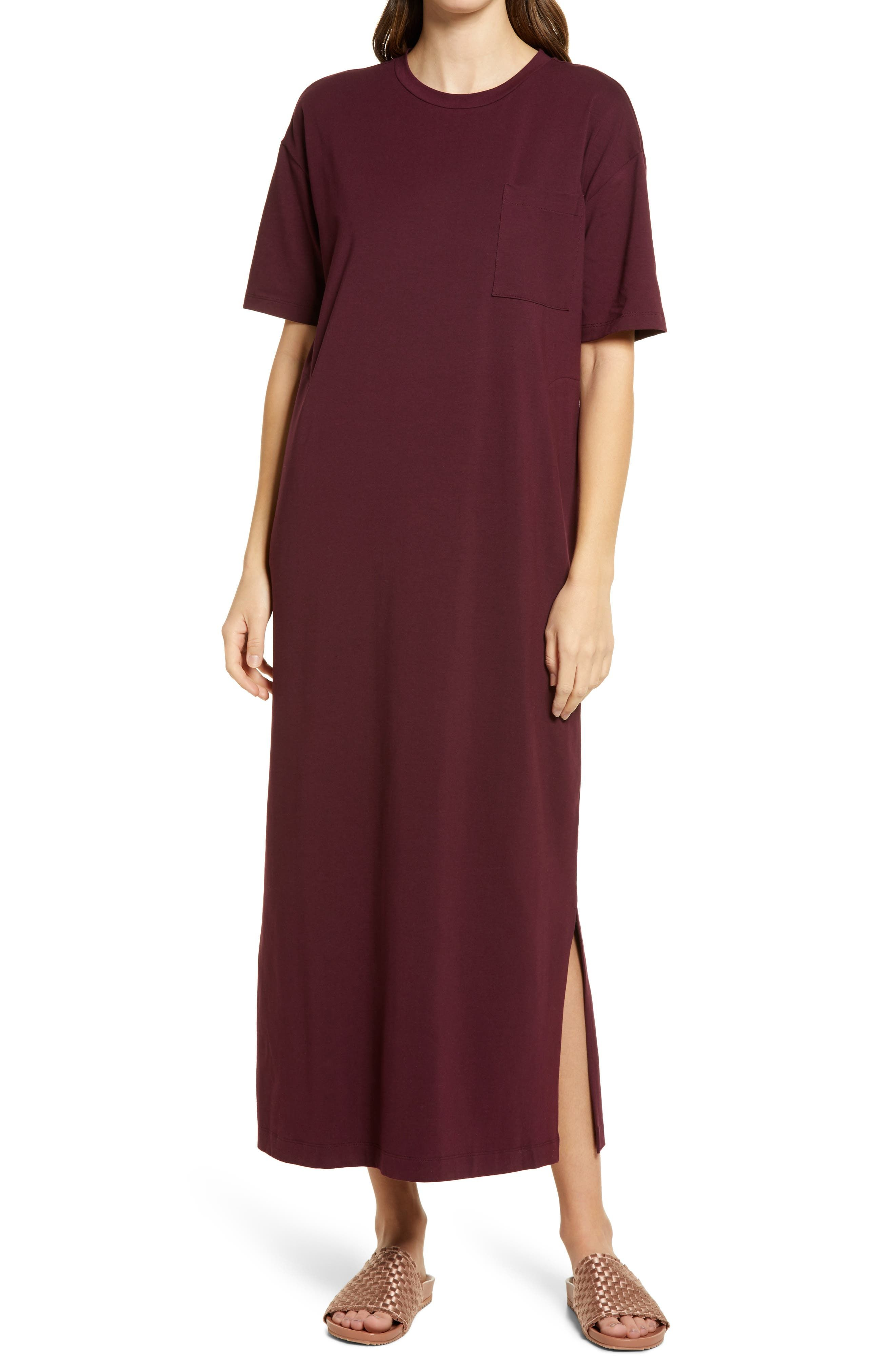 Nordstrom T Shirt Maxi Dress Nordstrom In 2021 Maxi Shirt Dress Maxi Dress Cotton Maxi [ 4048 x 2640 Pixel ]