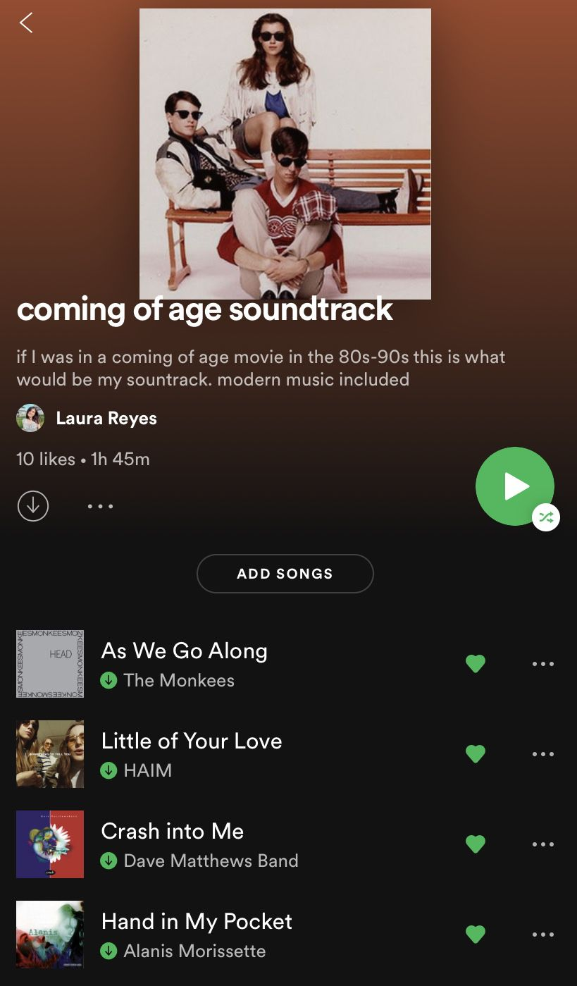 Pin On Playlist For