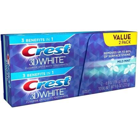 crest 3d white force 4