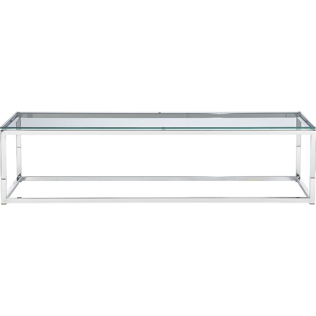 Smart Glass Top Coffee Table In Accent Tables Cb2 Glass Top Coffee Table Clear Coffee Table Smart Glass [ 1050 x 1050 Pixel ]