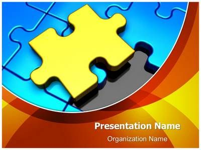 Puzzle piece missing powerpoint template is one of the best puzzle piece missing powerpoint template is one of the best powerpoint templates toneelgroepblik Images