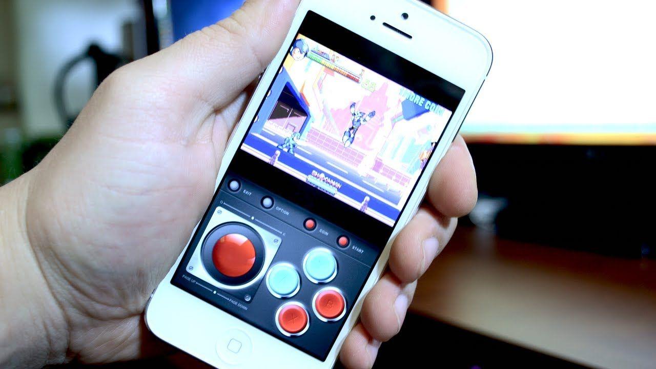 Nintendo on iphone 5 imame emulator app roms no