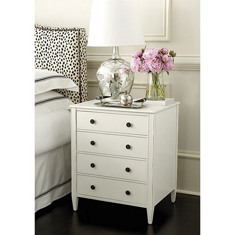 Sidney  Drawer Side Table Ballard Designs