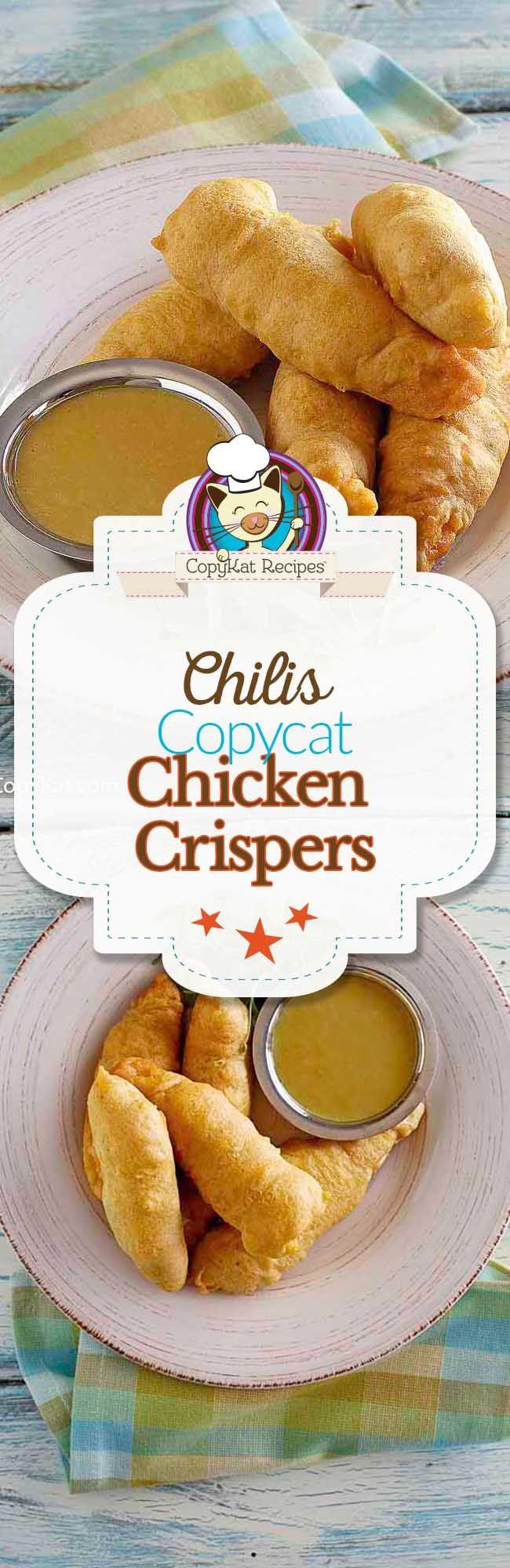 Chilis Chicken Crispers Original Recipe Chicken