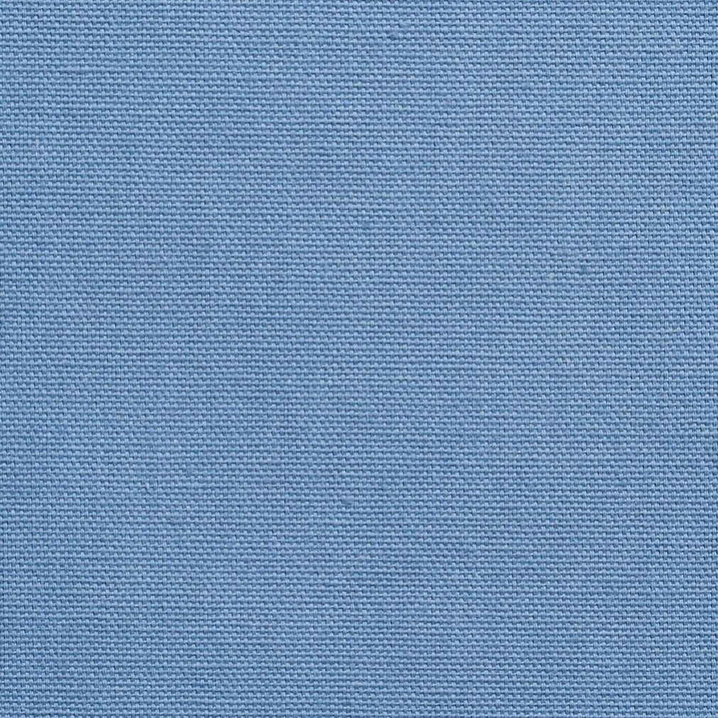 Baby Light Blue Solid Cotton Preshrunk Canvas Duck Upholstery