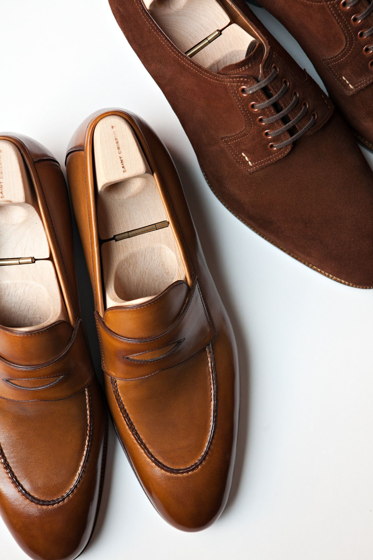 bfcb95e7cee Saint Crispin s 539 and 520 Two gorgeous shoes