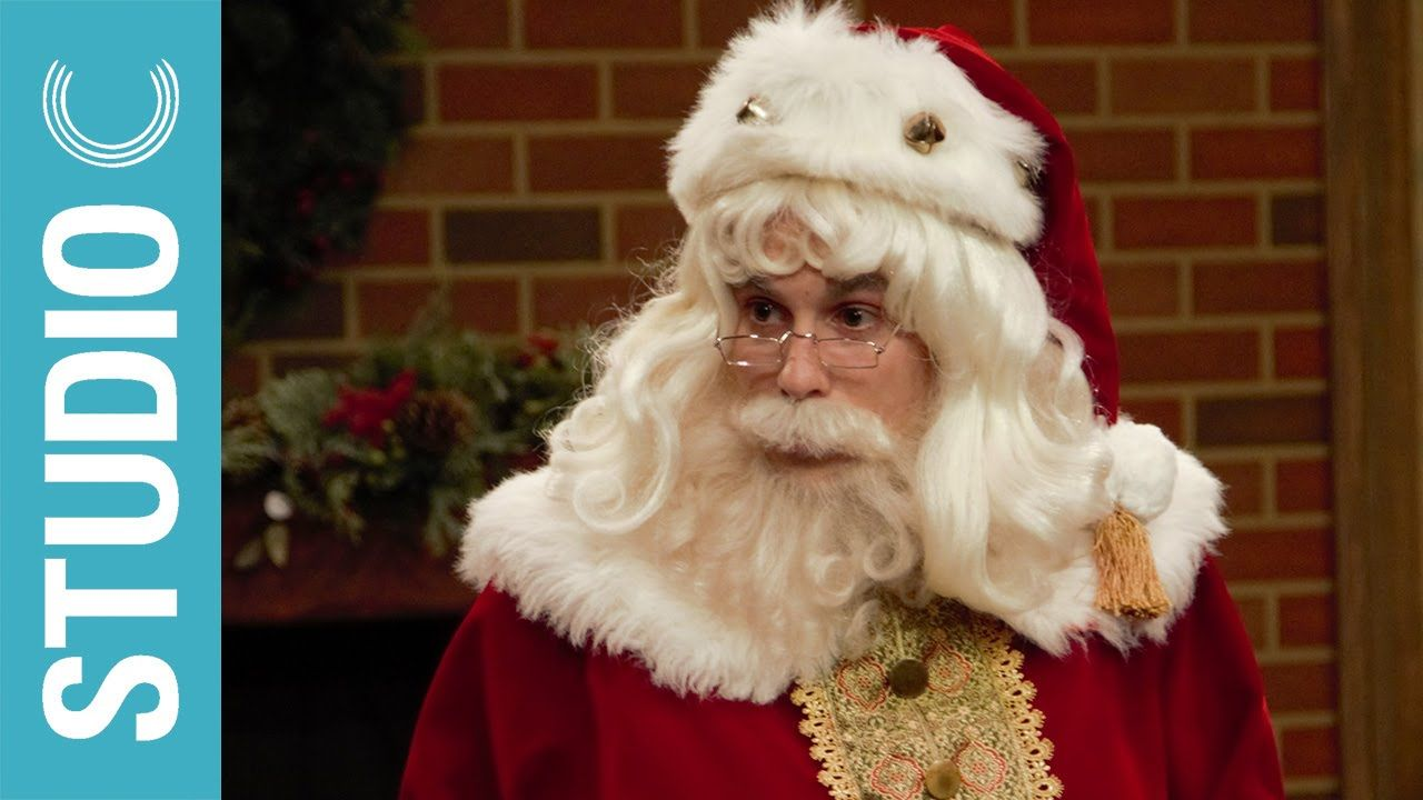 Santa\'s Worst Present Ever - Studio C | Studio C | Pinterest ...