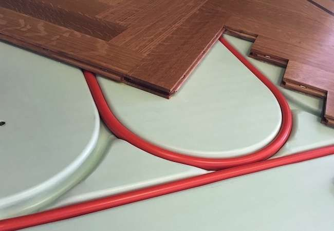 6 Reasons To Warm Up To In Floor Heating Heated Floors Radiant Floor Heating Radiant Heat