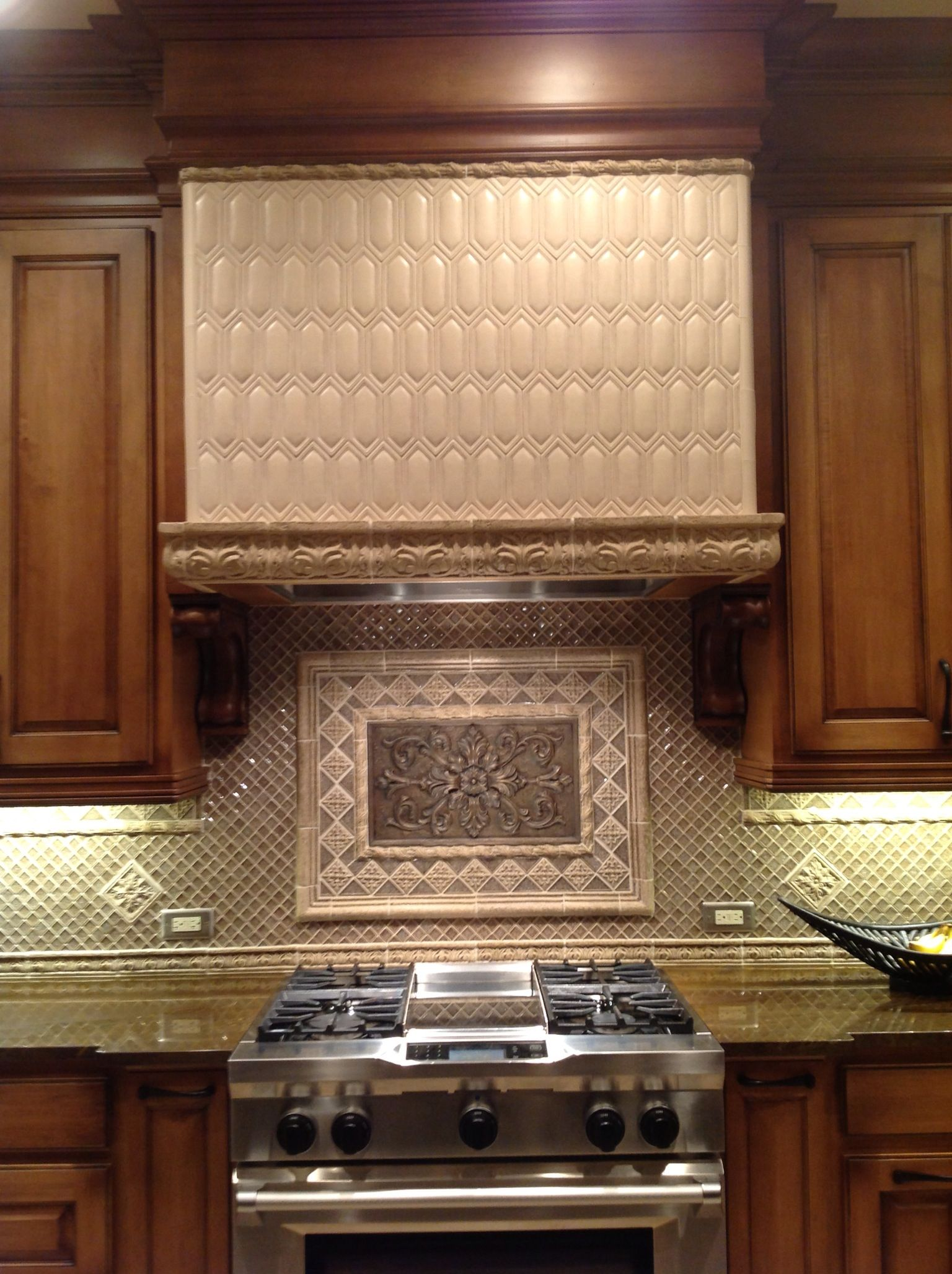 Contemporary Kitchen Backsplash With Sonoma Tile Designed By Tukasa Creations