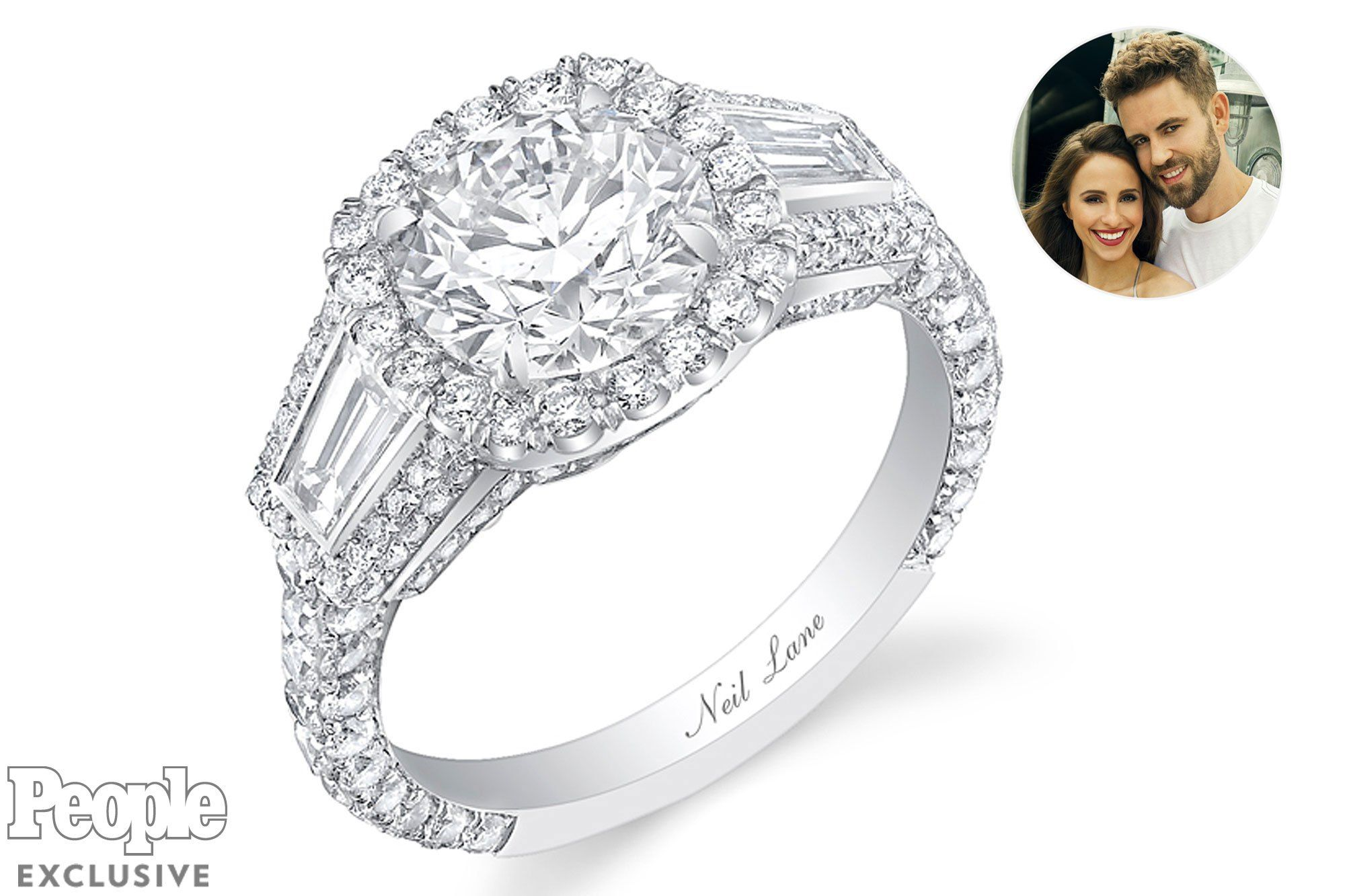 All The Details On The Massive 3 75 Carat Engagement Ring The