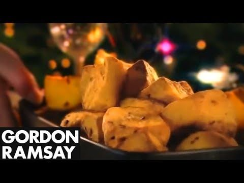 gordon and his mum make roast potatoes gordon ramsay gordon ramsay making roast potatoes gordon ramsey recipes gordon and his mum make roast potatoes