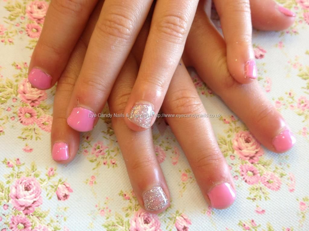 Eye Candy Nails Training Kids Gel Polish By Nicola Senior On 21 August 2017 At