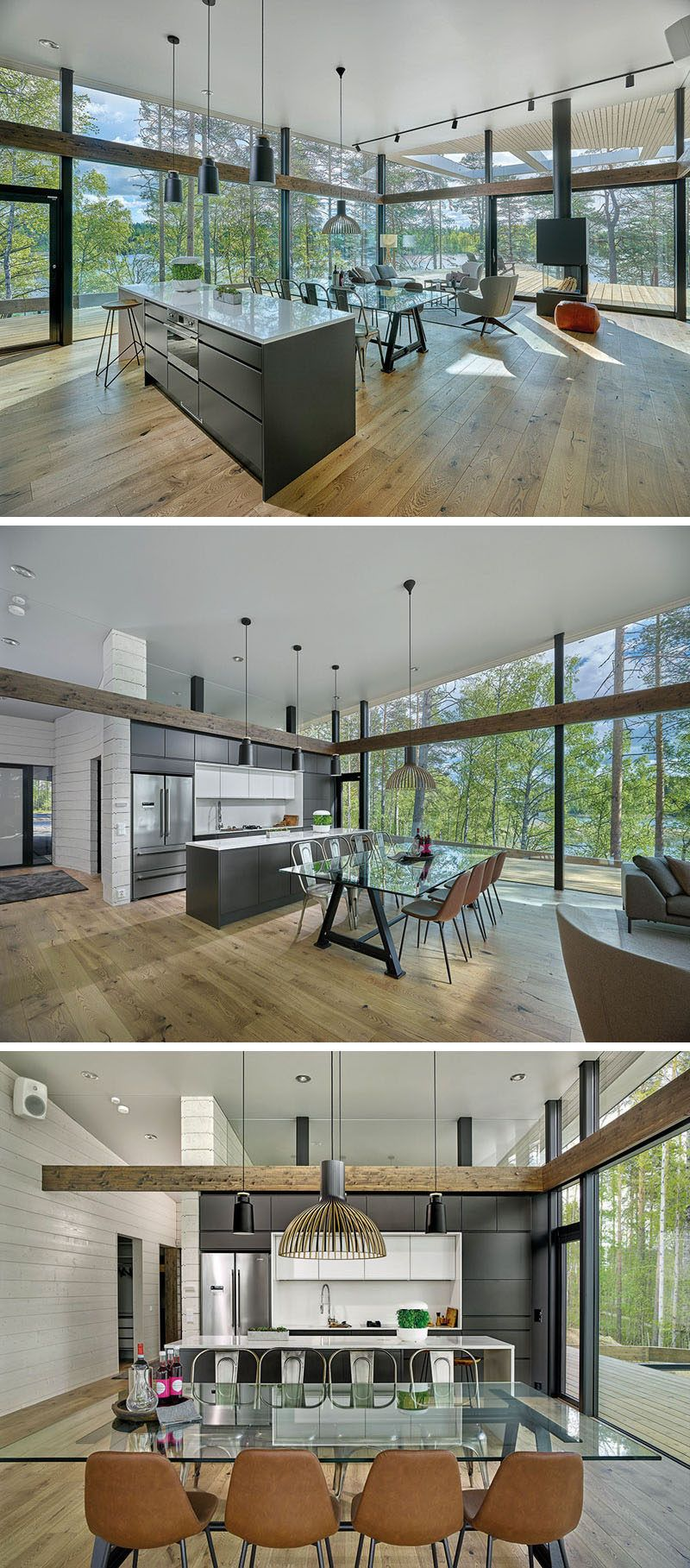 The Shape This House Finland Was Inspired Design Planes And Boats Com Imagens