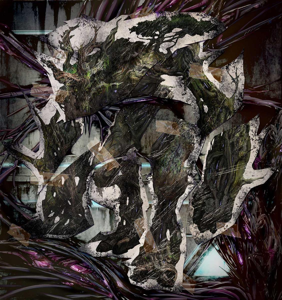 ARK Extinction Forest Titan | ARK | Ark, Creatures, Survival