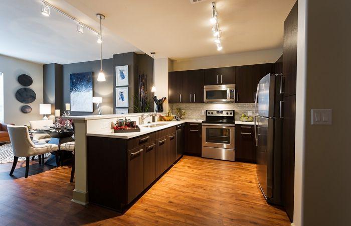 Amli River Oaks Kitchen Remodel Kitchen Models Houston Apartment