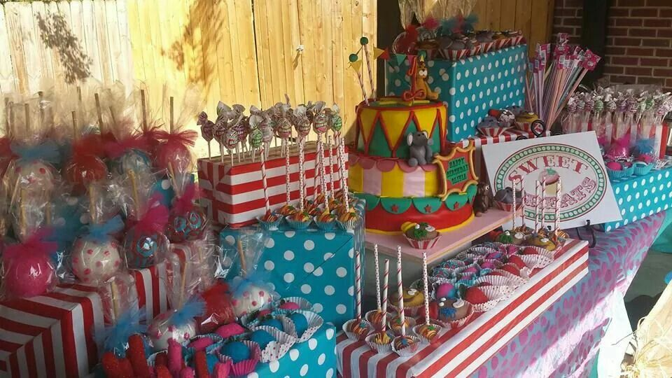 Jackson Ms Carnival Themed Party