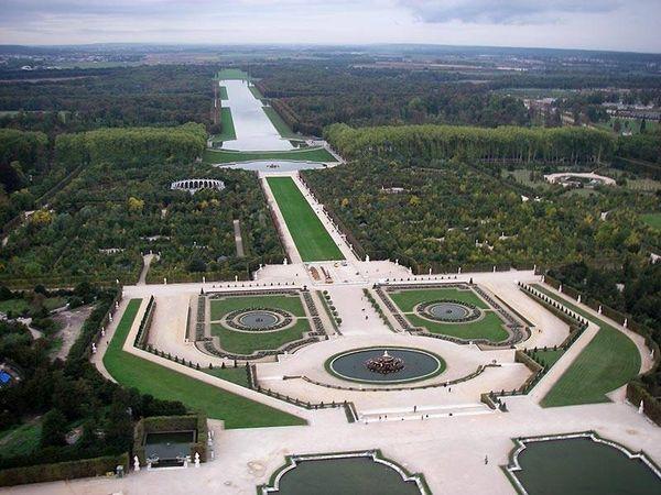 Tuinen Van Versailles In Frankrijk France In 2019 Versailles
