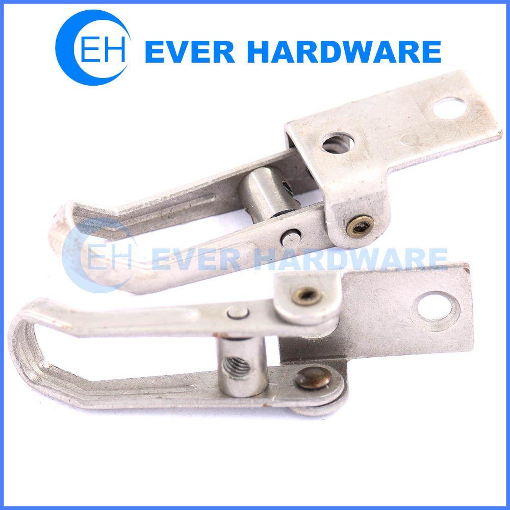 Locking Hinge Stainless Steel Large Oven Door Lock Pull Handle