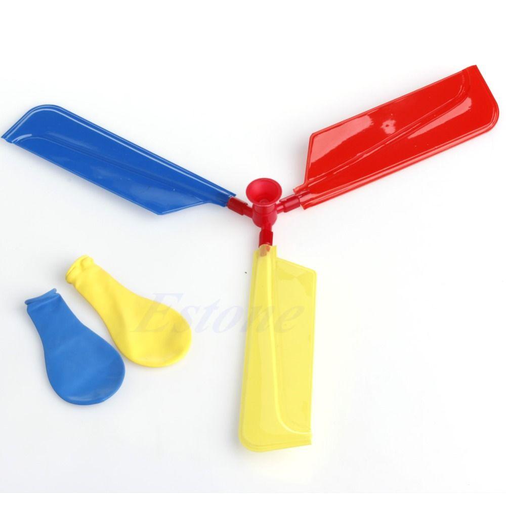 pc anakanak bermain terbang helikopter balon anak anak mainan