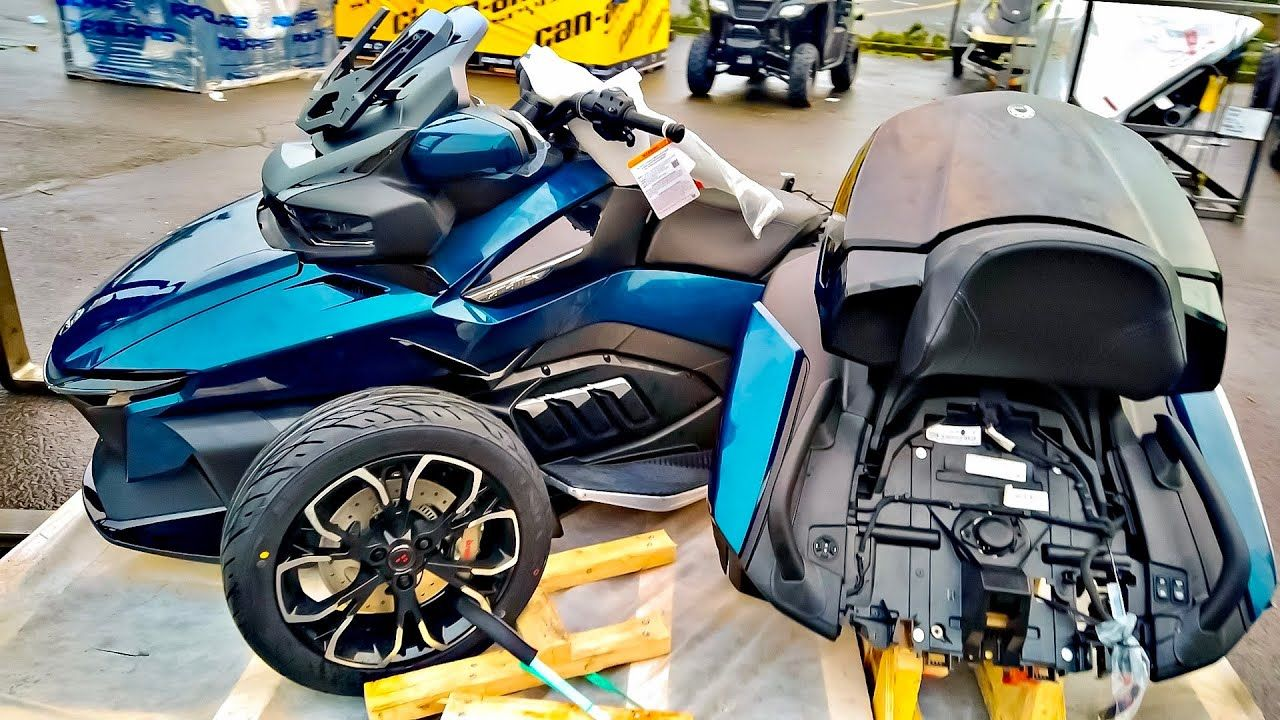 2021 Can-Am SPYDER RT for sale in Oakville - Energy