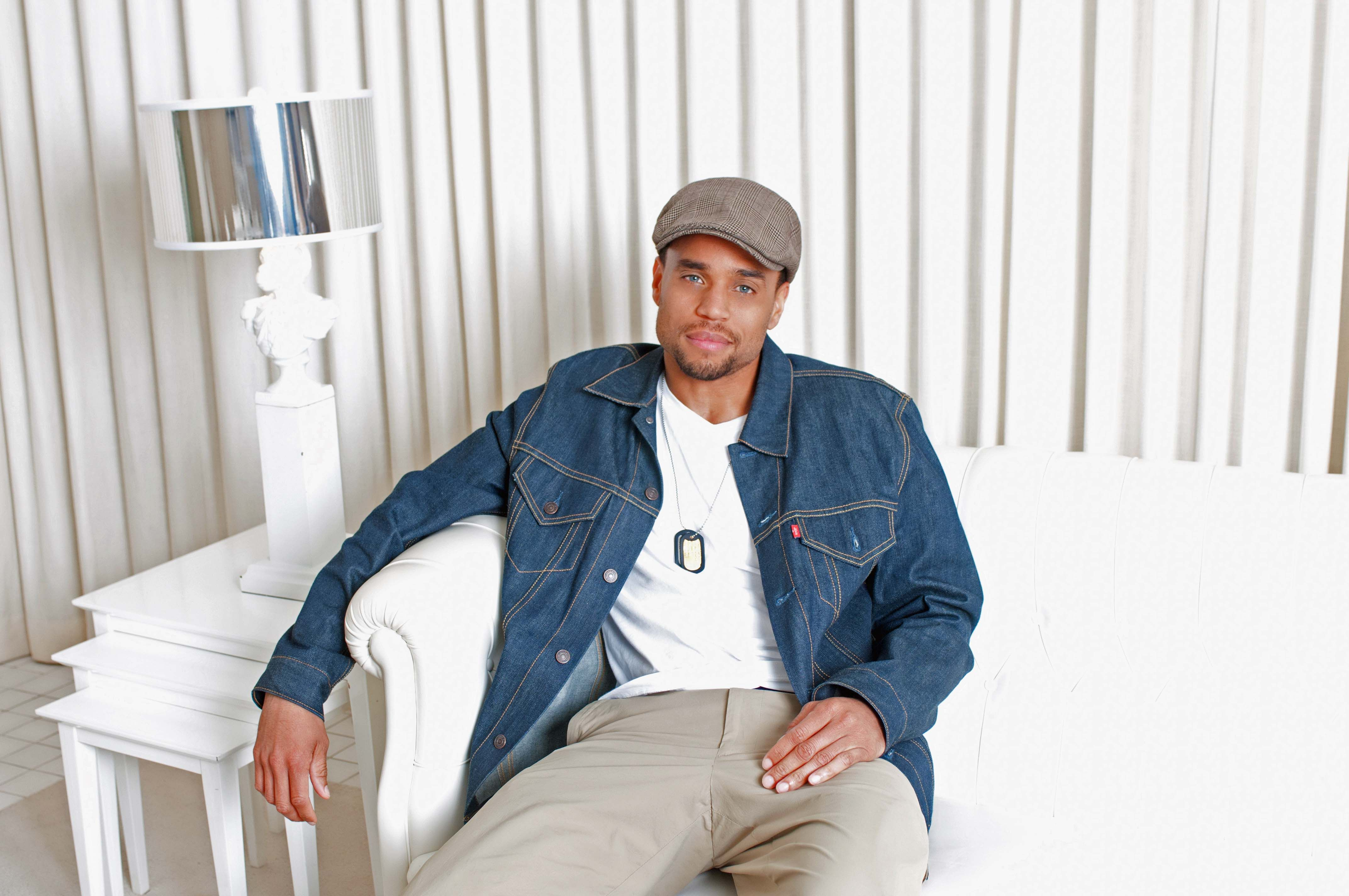 Michael Ealy: issue #22 of LATF The Magazine. All images are property of LATFUSA and LATF The Magazine. Find more at http://www.latfthemagazine.com/magazine/022/michaelealy.html