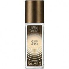 Naomi Campbell Damendüfte Queen of Gold Deodorant Spray  75 ml